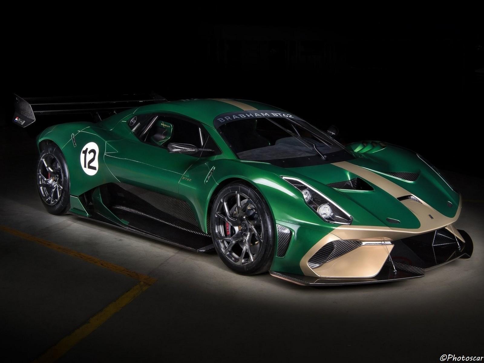 Brabham BT62 2019