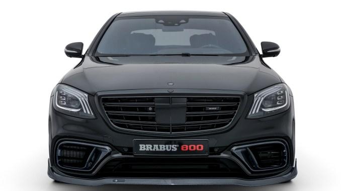 Brabus 800 S-Class Berline 2018