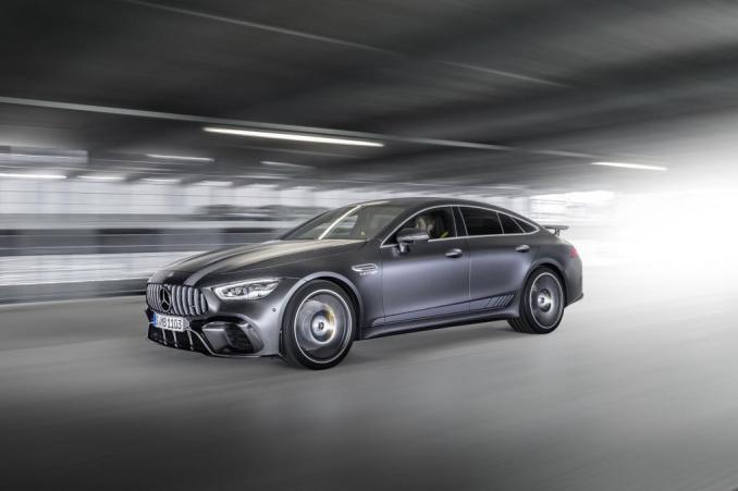 Mercedes AMG GT 63 Edition 1 2019