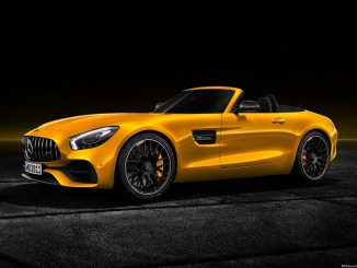 Mercedes AMG GT S Roadster 2019