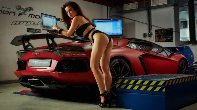 Miss Tuning Calendrier 2017 - Janvier