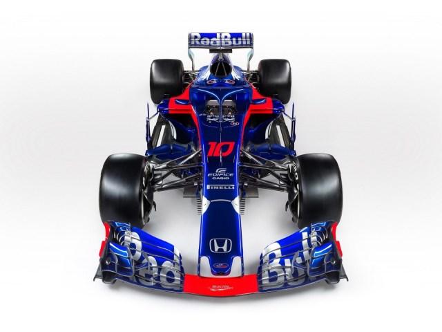 Toro-Rosso STR13 2018