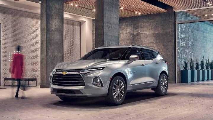 Chevrolet Blazer 2019 – Un SUV de taille moyenne entièrement moderne