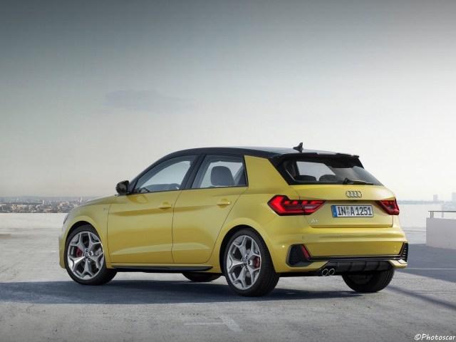 Audi A1 Sportback 2019