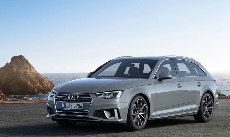 L'Audi A4 Avant 2019 reçois une touche esthétique légère