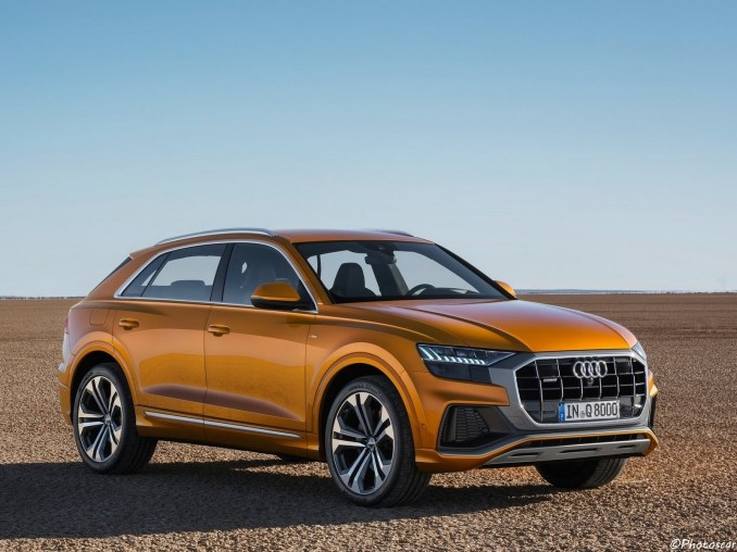 Audi Q8 2019 - Photoscar