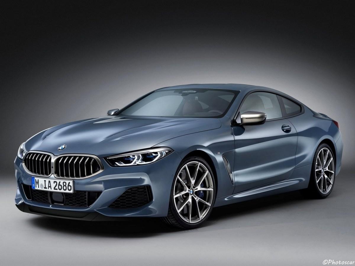 BMW 8 Series Coupe (2019) destiné à accompagner les 24 H du Mans