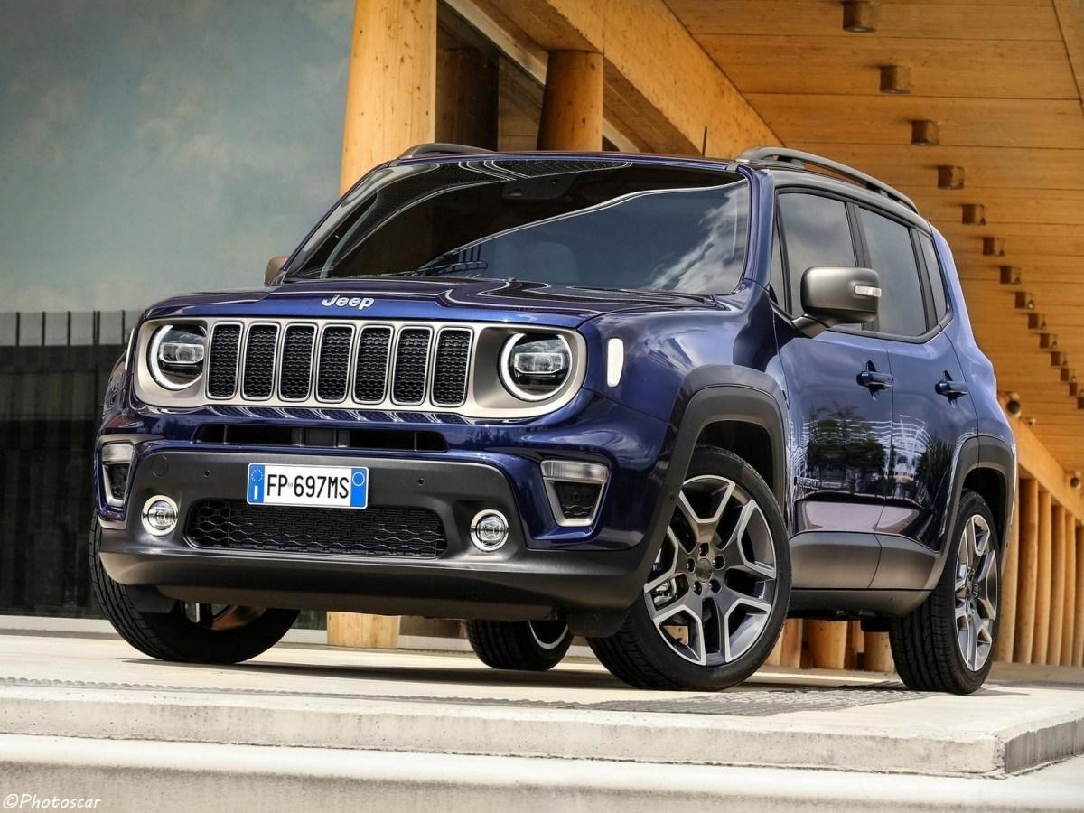 Jeep Renegade (2019) - Le plus petit véhicule tout-terrain américain
