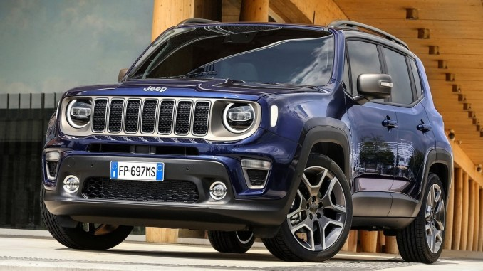 jeep renegade 2019 le plus petit v hicule tout terrain am ricain. Black Bedroom Furniture Sets. Home Design Ideas