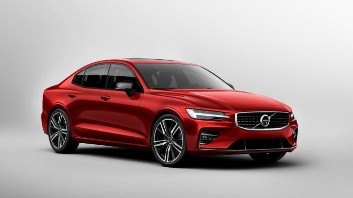 Volvo S60 2019: Le premier véhicule fabriqué par les Américains