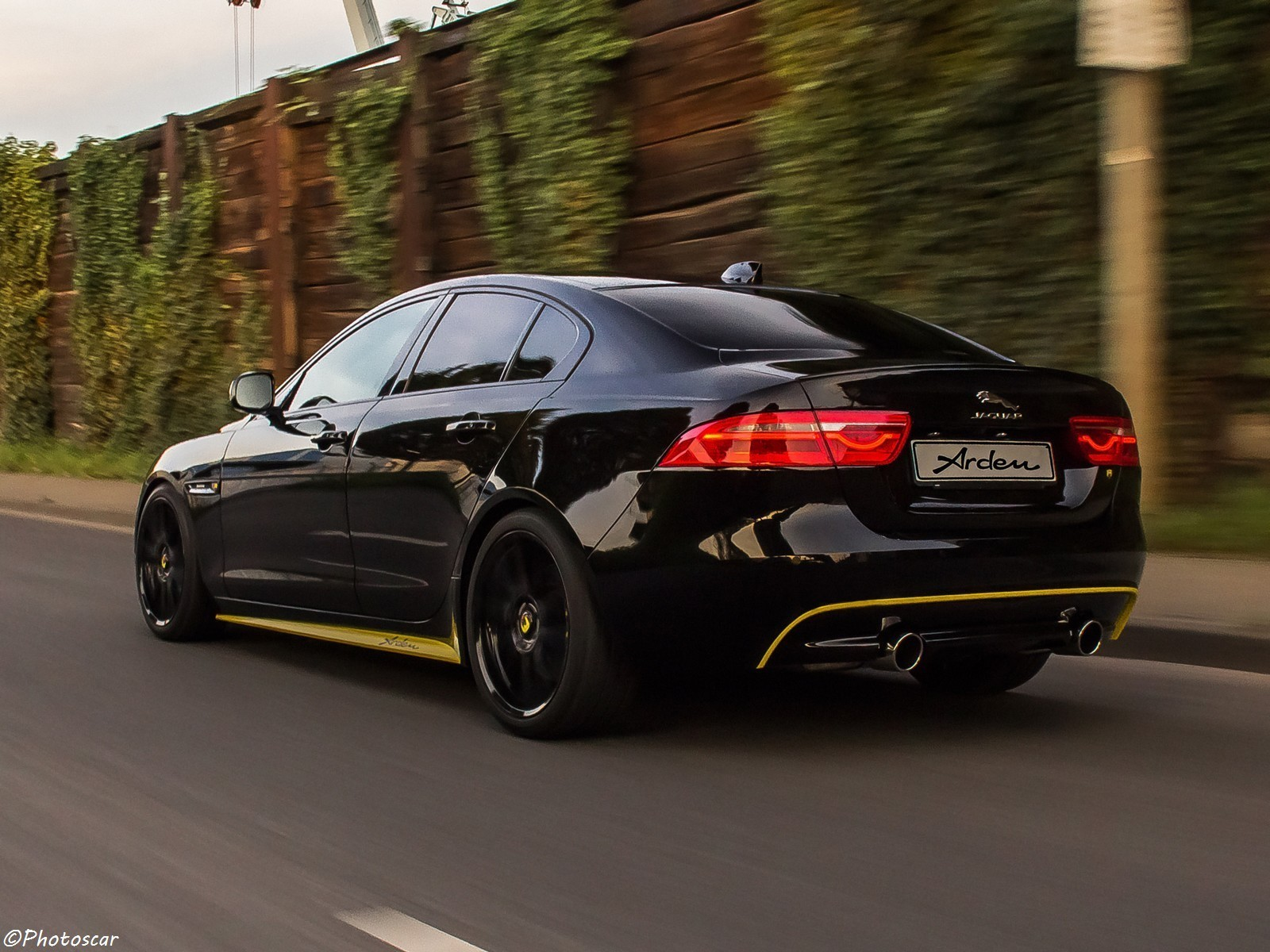 Arden Jaguar AJ24 2017