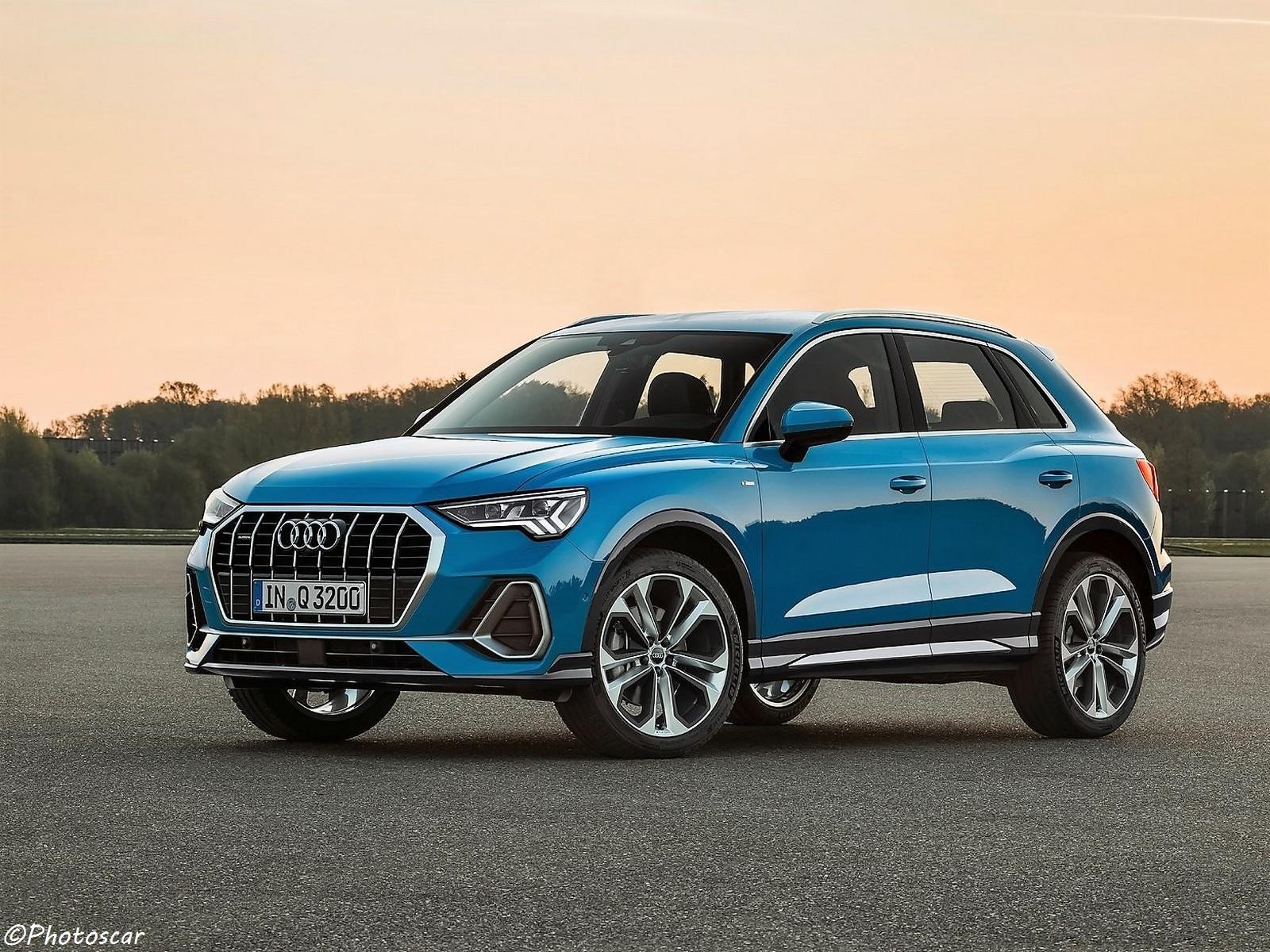Audi Q3 2019 - Face avant