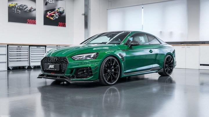 ABT RS5-R Coupe 2018 – Des changements énormes sous le capot