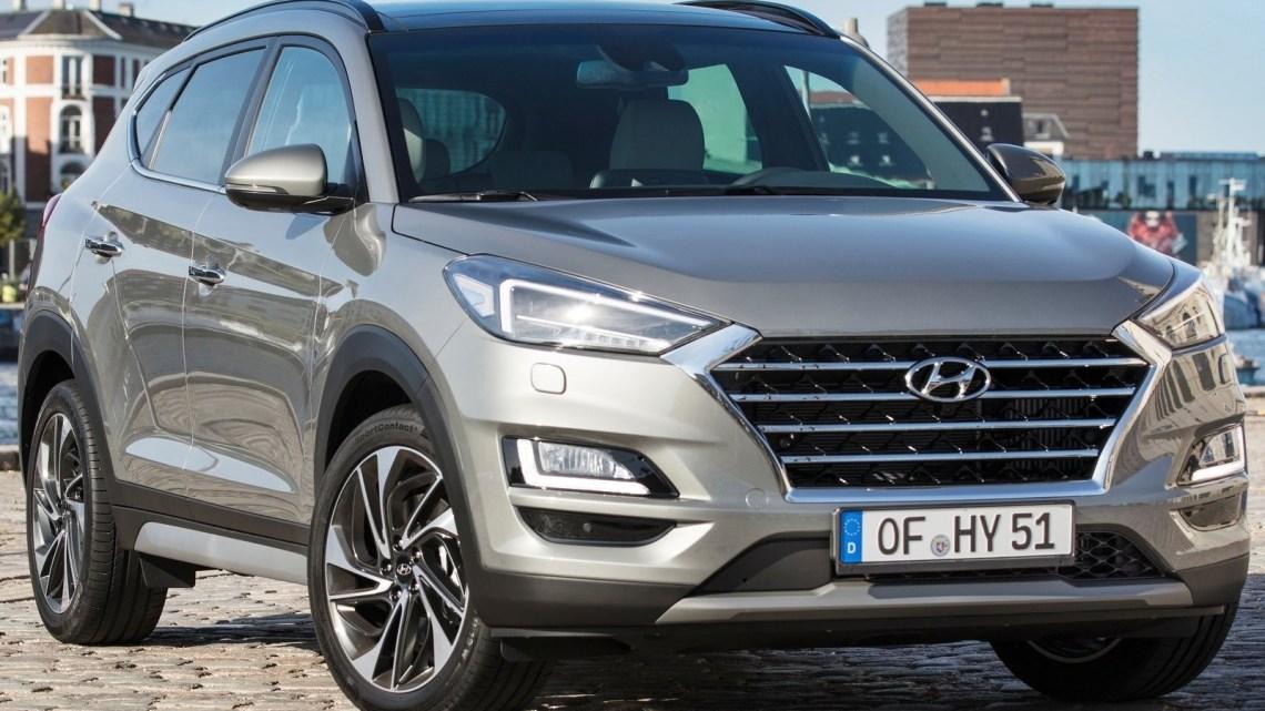 Hyundai Tucson EU 2019 – Un groupe motopropulseur hybride léger