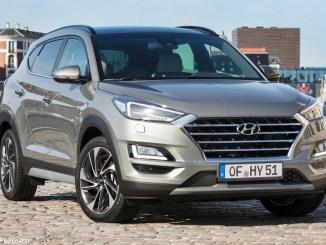 Hyundai Tucson EU 2019