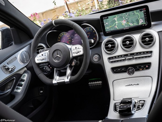 Mercedes C63 S AMG Sedan 2019