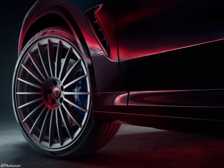 Bmw Alpina XD4 2018