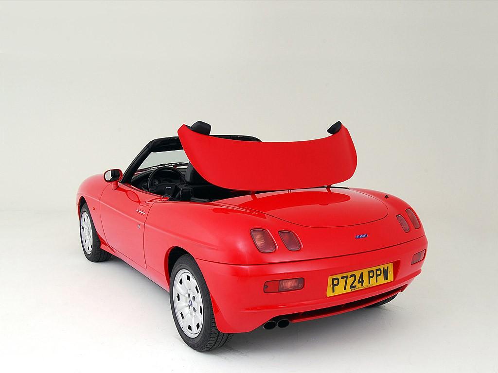 Fiat Barchetta 1995