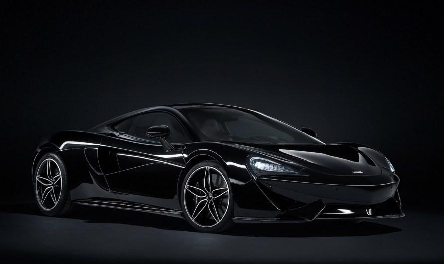 McLaren 570GT MSO Black Collection 2018 – 100 unités dans le monde entier