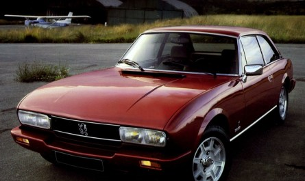 Peugeot 504 Coupe 1983