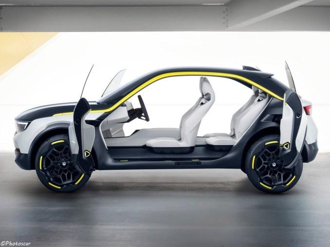 Vauxhall GT X Experimental Concept 2018