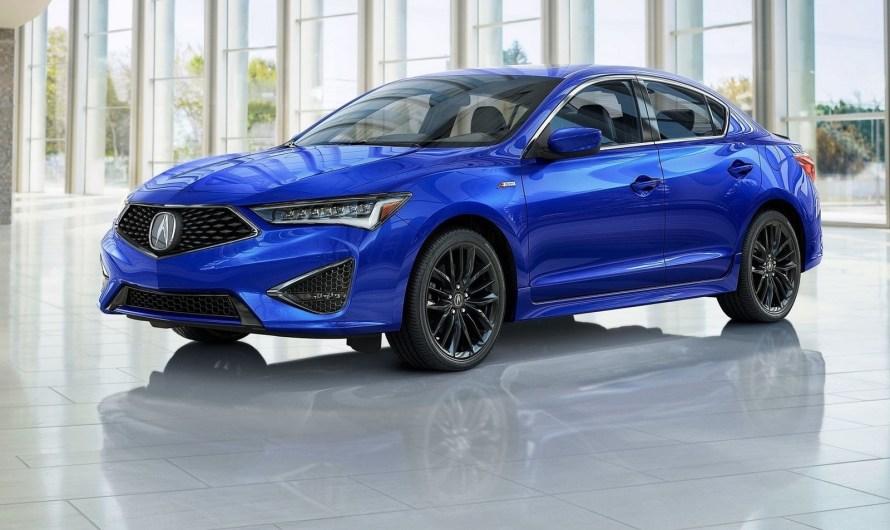 Acura ILX 2019 – Un visage plus net, la technologie de sécurité standard