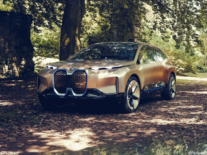 BMW Vision iNEXT Concept 2018