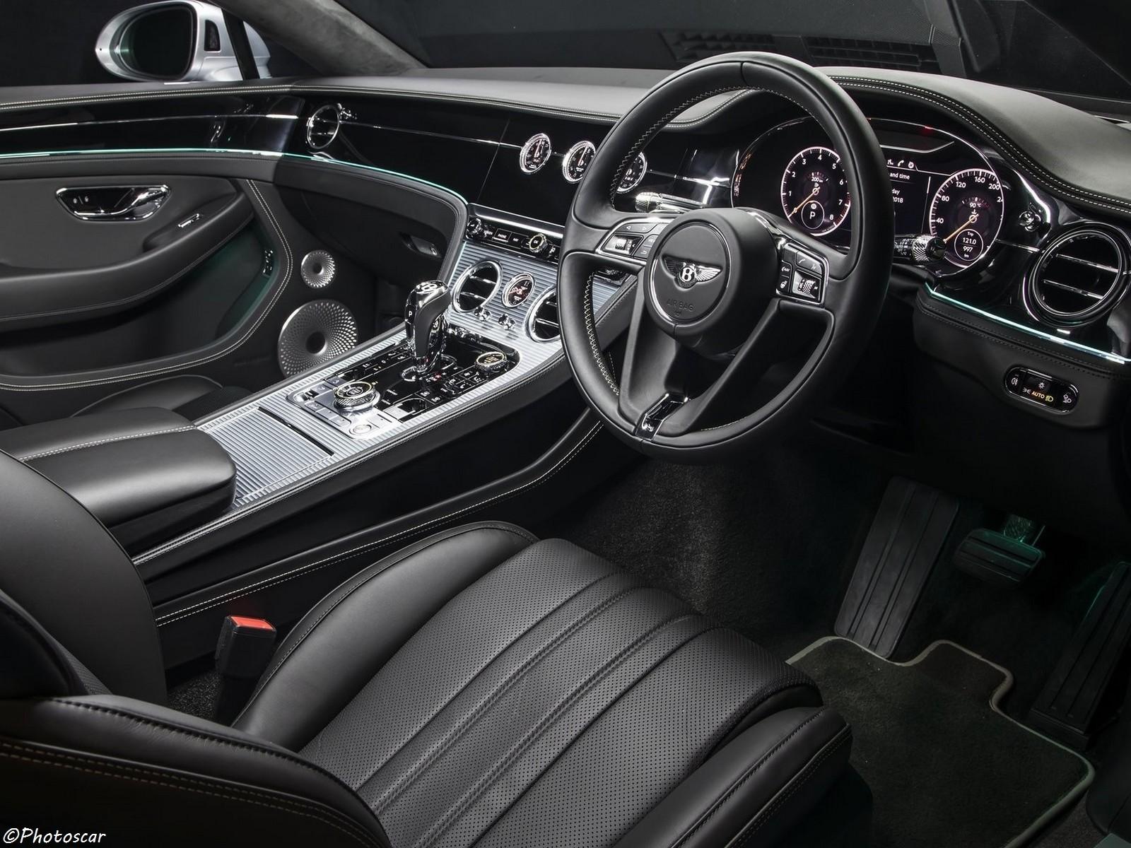 Bentley Continental GT AU 2018