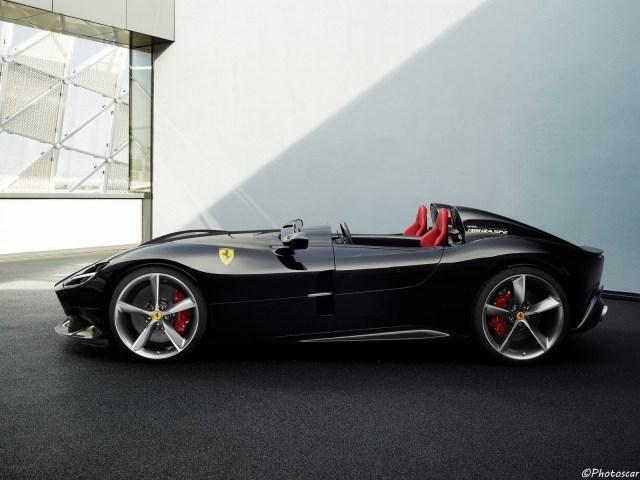 Ferrari Monza SP2 2019