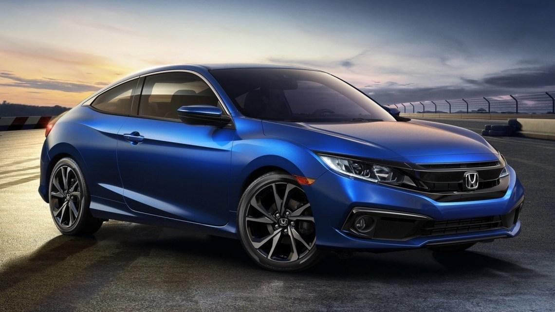 Honda Civic 2019 – Totalement repensée avec  moteur nouvelle génération