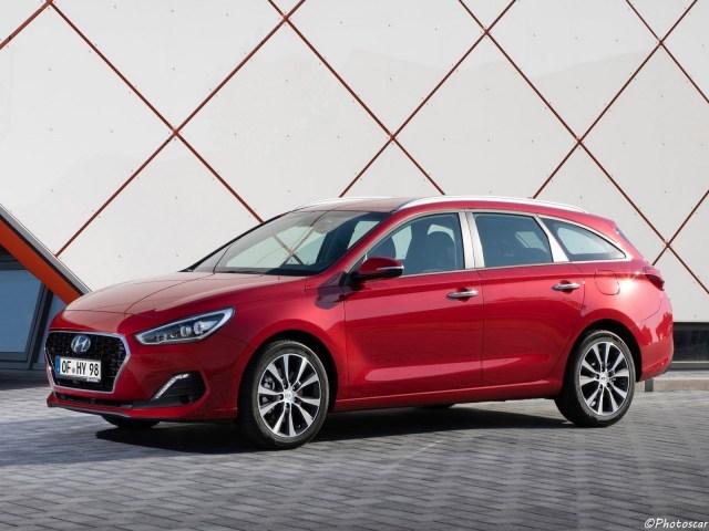 Hyundai i30 Wagon 2019