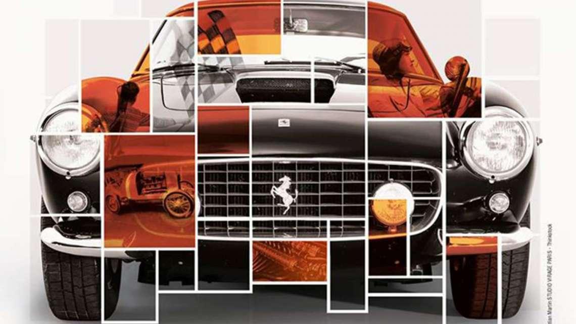 Retromobile 2017 – Salon Automobiles : le 70e anniversaire de Ferrari