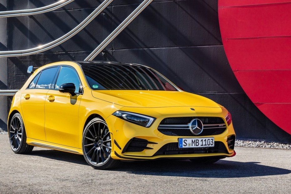 Mercedes AMG A35 4Matic 2019