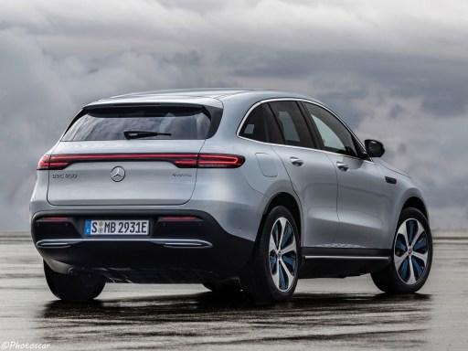 Mercedes-Benz EQC 2020