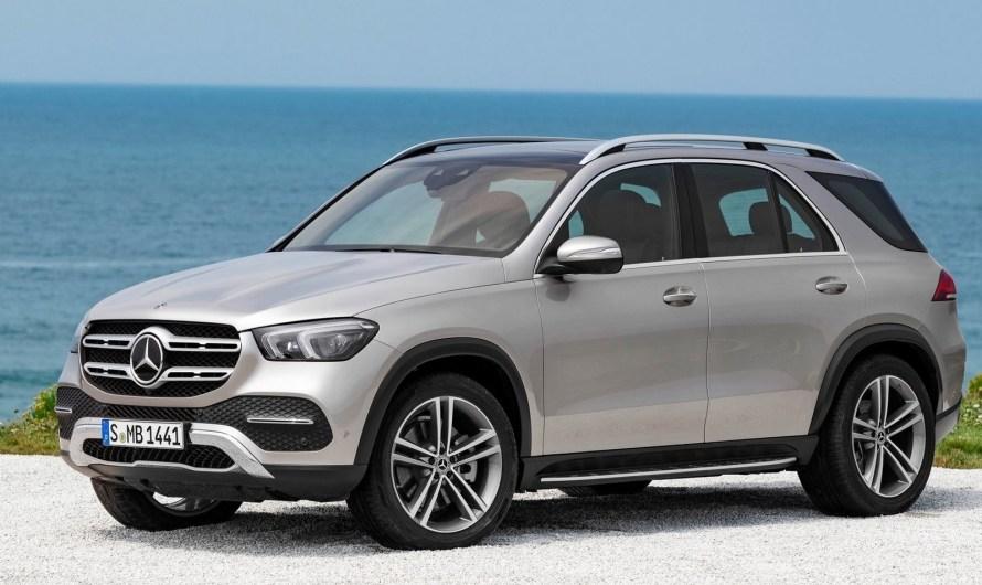 Mercedes GLE 2020 à la fine pointe de la technologie nouvelle plate-forme