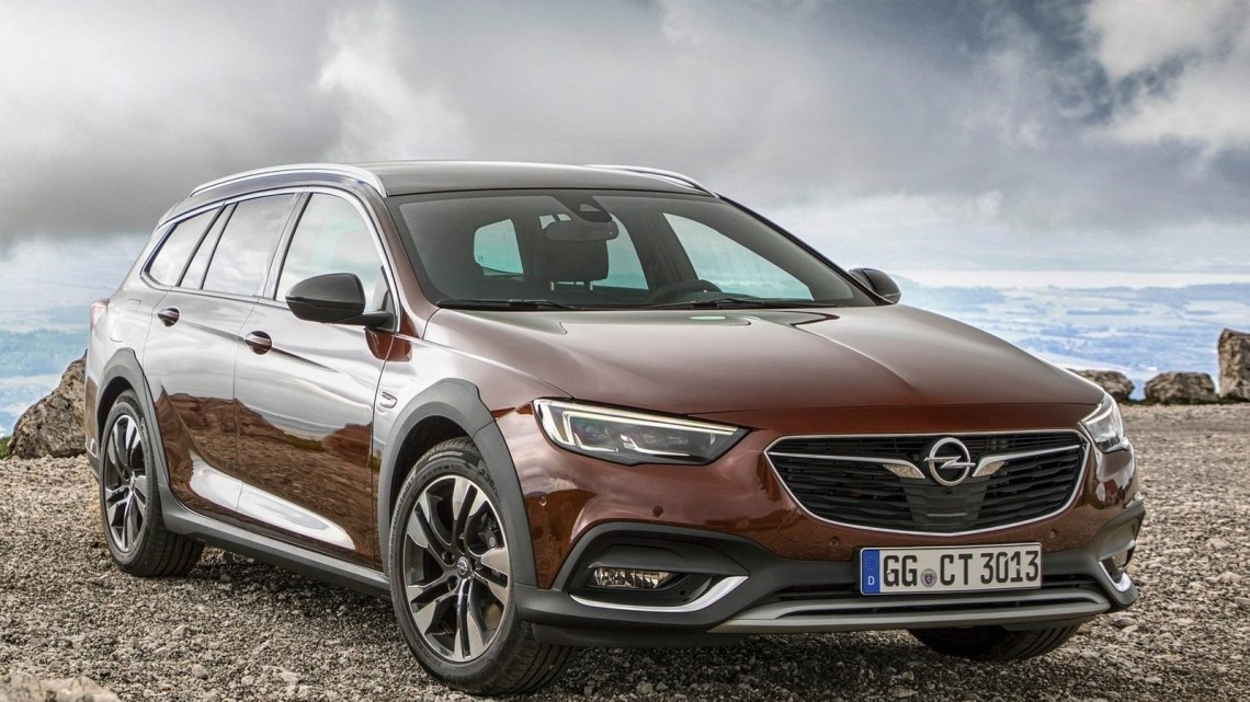Opel Insignia Country Tourer 2018 – Une forestière vraiment abordable