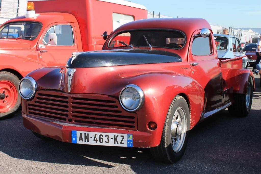 Peugeot 203 Pickup
