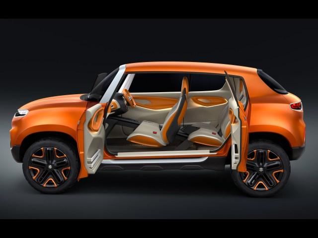 Suzuki Future-S Concept 2018