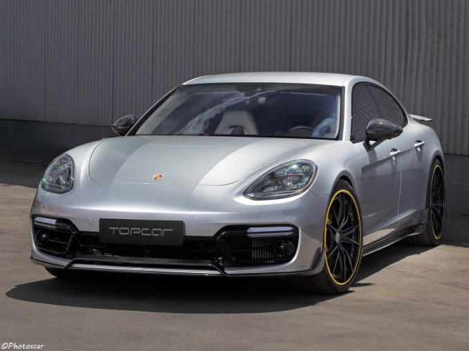 Topcar Porsche Panamera Turbo GT Edition 971 2018