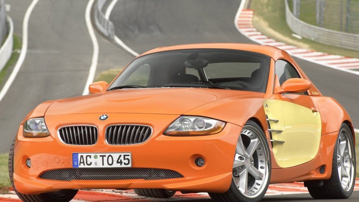 AC Schnitzer V8 Topster basé sur BMW Z4 3.0i