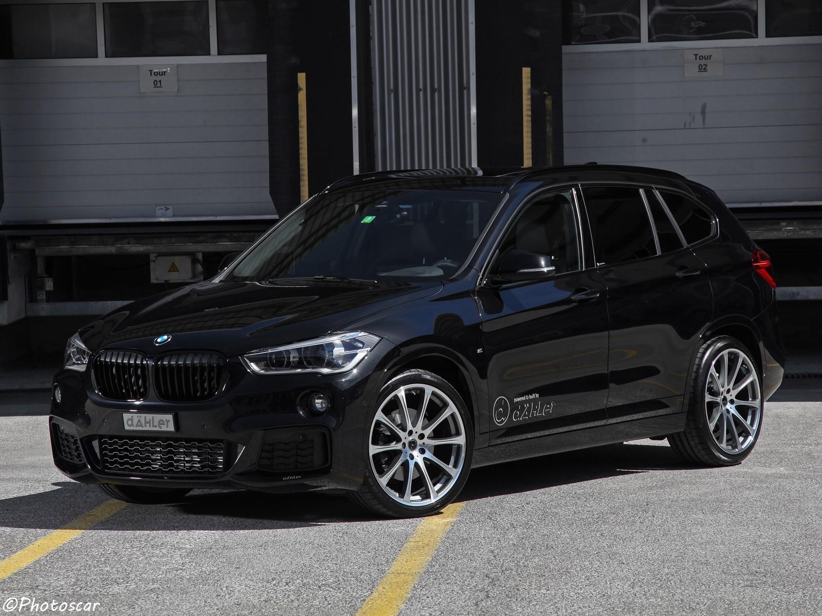 Dahler BMW X1 2018