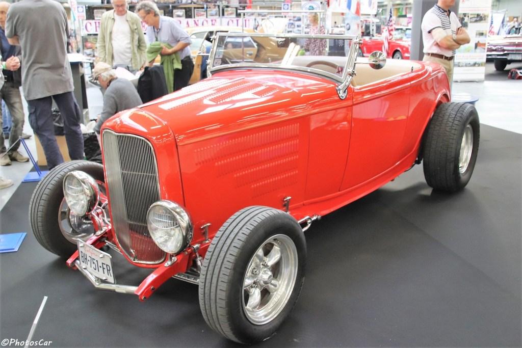 Torréfacteur Ford B 1932