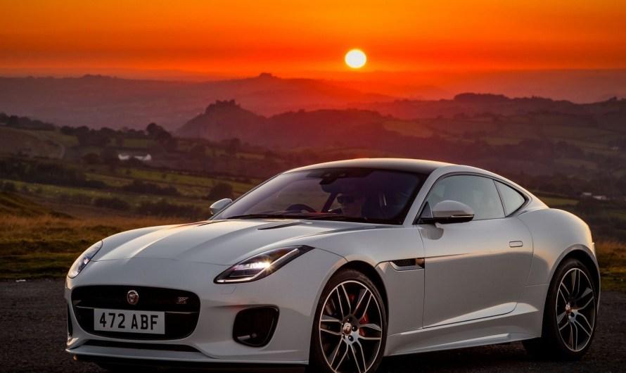 Jaguar F-Type Chequered Flag Edition 2019 – Lancé en coupé et Cabriolet