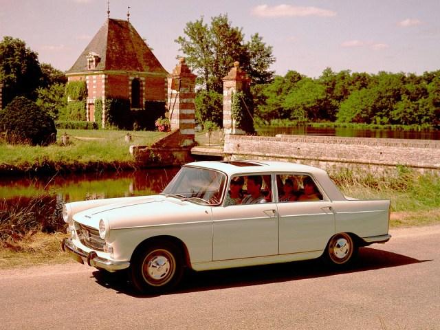 Peugeot 404 1960-78