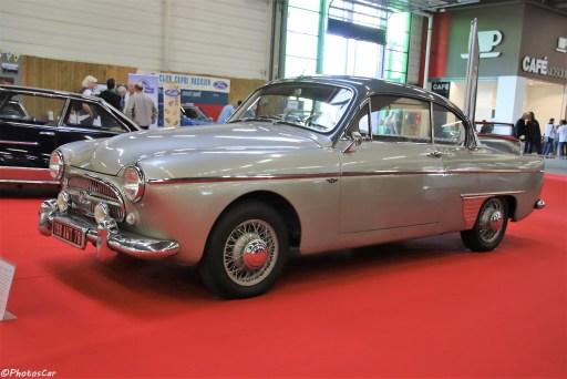 Renault Fregate Coupe 1958 - Automédon