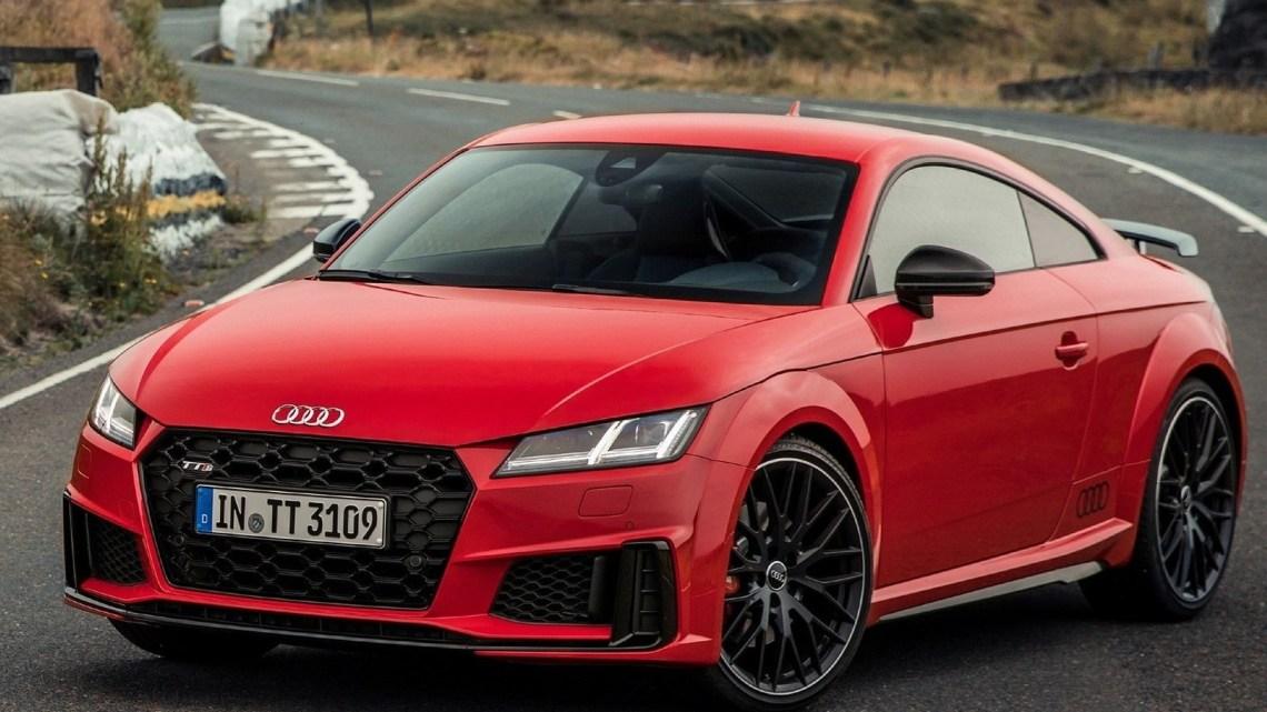 Audi TTS Coupe 2019 – Plus intense et plus inspirante