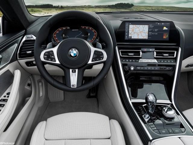 BMW Serie 8 Cabriolet 2019