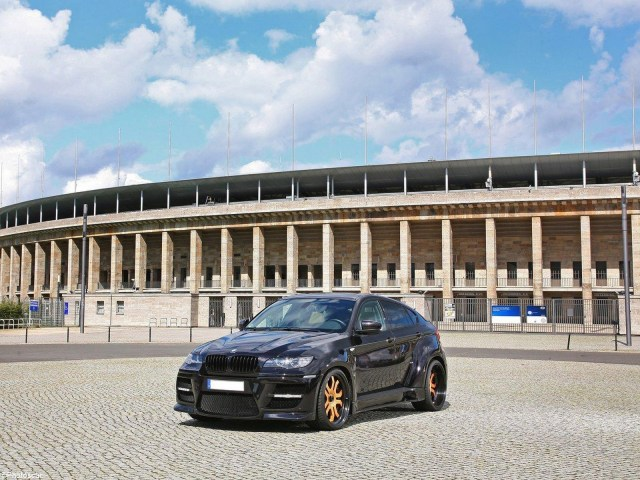 CLP Tuning - BMW X6 Bruiser 2011