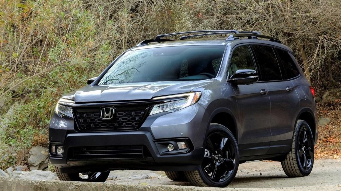 Le Honda Passport 2019 fait ses débuts au Salon de l'auto de Los Angeles