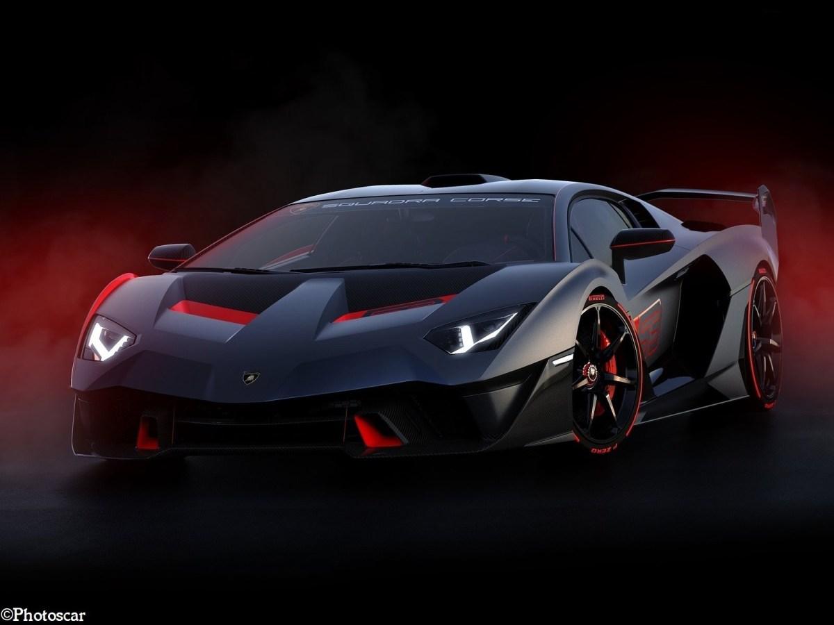 Lamborghini SC18 2019 – En fibre de carbone pour un client très important